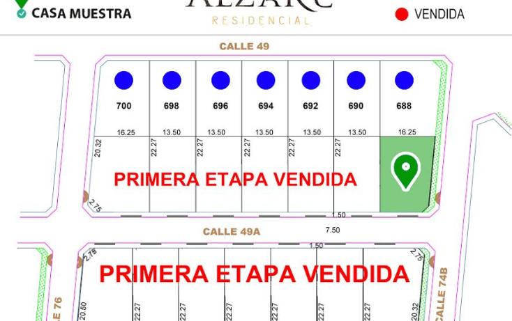 Foto de casa en venta en  , real montejo, mérida, yucatán, 1259587 No. 12