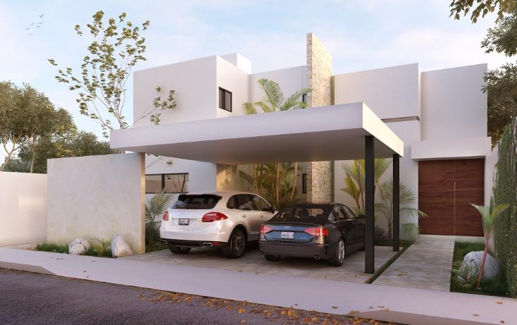 Foto de casa en venta en  , real montejo, mérida, yucatán, 1270699 No. 01