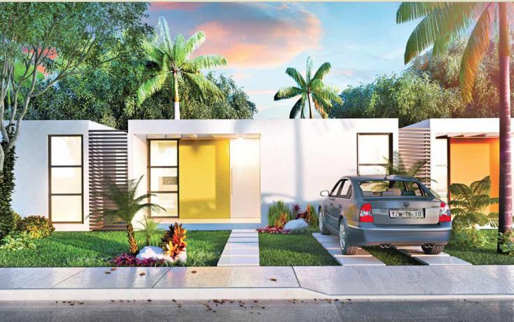 Foto de casa en venta en, real montejo, mérida, yucatán, 1276929 no 01