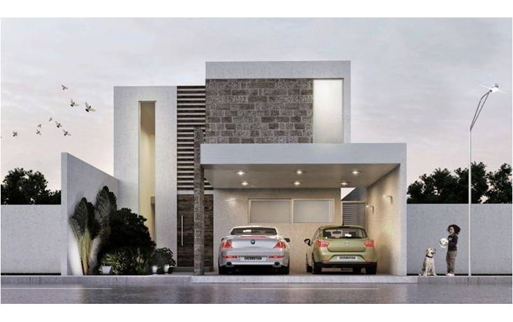 Foto de casa en venta en  , real montejo, m?rida, yucat?n, 1297943 No. 01