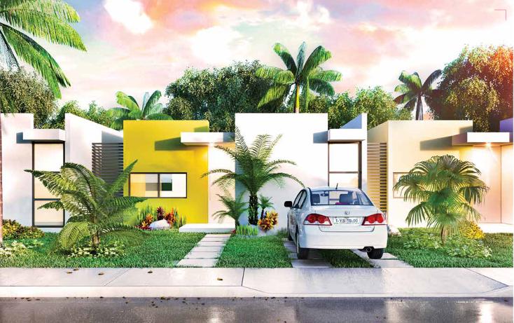 Foto de casa en venta en  , real montejo, mérida, yucatán, 1391707 No. 01