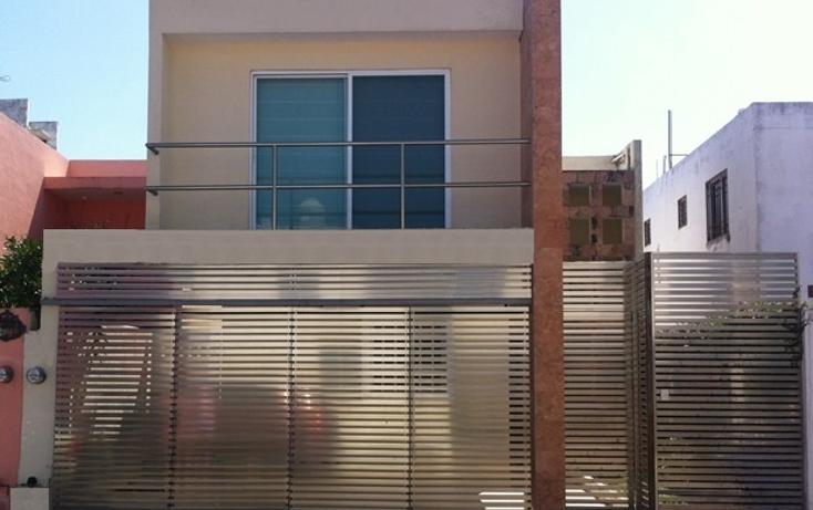 Foto de casa en venta en  , real montejo, m?rida, yucat?n, 1402095 No. 01