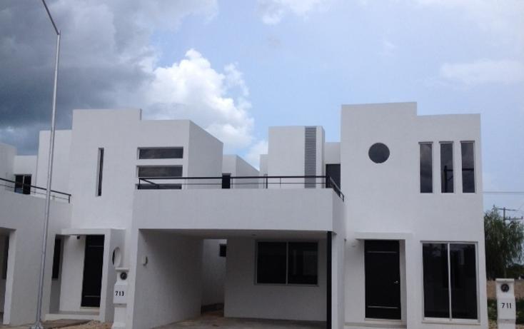 Foto de casa en venta en  , real montejo, mérida, yucatán, 1440731 No. 01