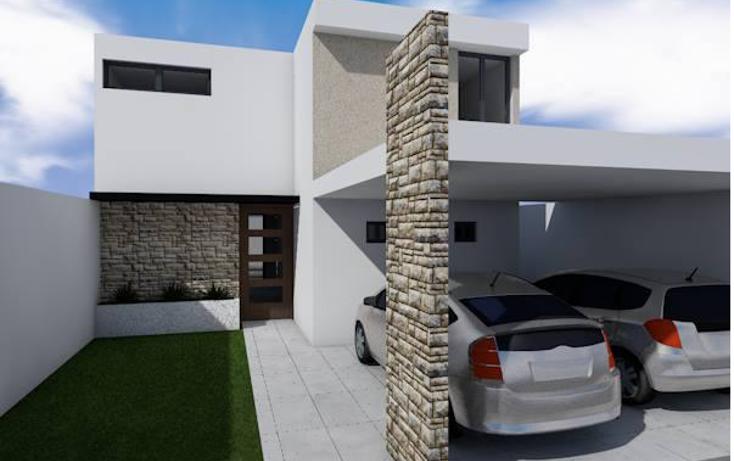 Foto de casa en venta en  , real montejo, mérida, yucatán, 1477163 No. 01