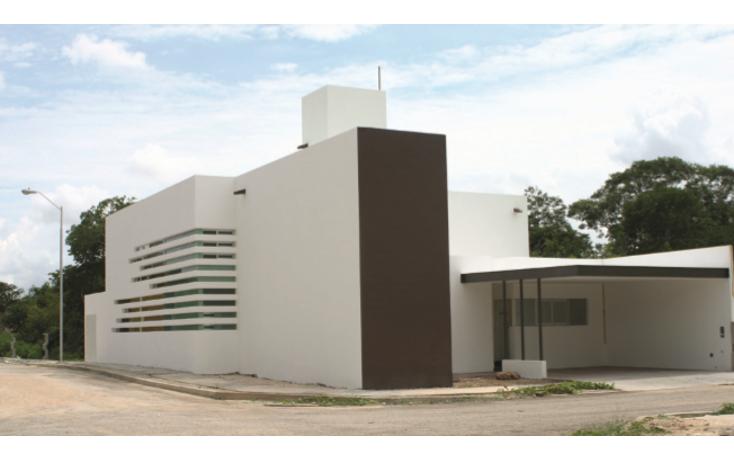 Foto de casa en venta en, real montejo, mérida, yucatán, 1499737 no 01