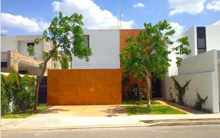 Foto de casa en renta en  , real montejo, mérida, yucatán, 1529023 No. 01
