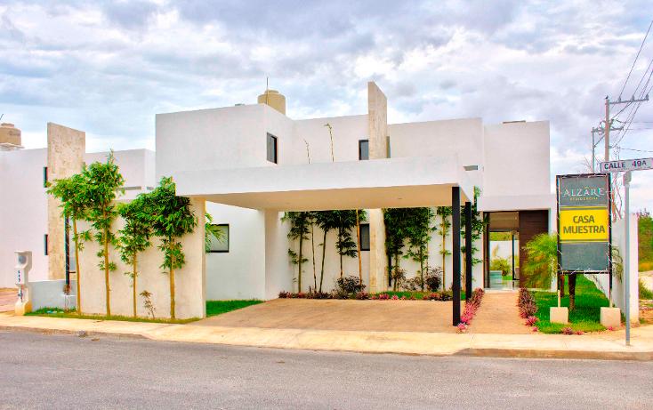Foto de casa en venta en  , real montejo, m?rida, yucat?n, 1606338 No. 01