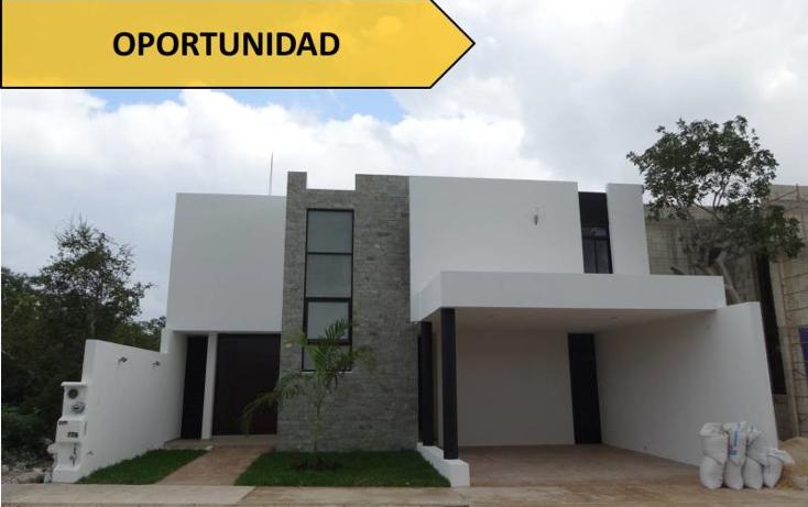 Foto de casa en venta en  , real montejo, m?rida, yucat?n, 1724362 No. 01