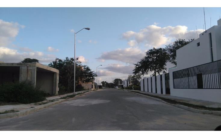 Foto de terreno habitacional en venta en  , real montejo, m?rida, yucat?n, 1724806 No. 14