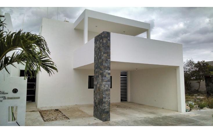 Foto de casa en venta en  , real montejo, mérida, yucatán, 1778434 No. 01