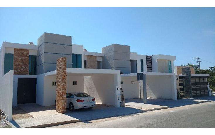 Foto de casa en venta en  , real montejo, mérida, yucatán, 1810248 No. 01