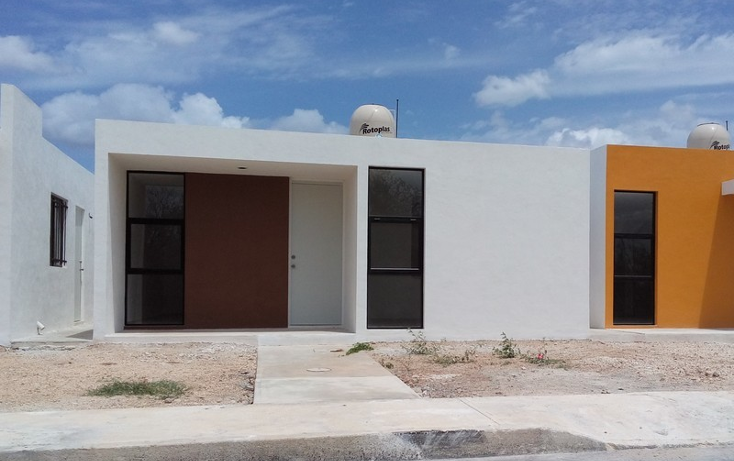 Foto de casa en renta en  , real montejo, m?rida, yucat?n, 1851756 No. 01