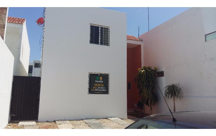 Foto de casa en venta en  , real montejo, m?rida, yucat?n, 1931526 No. 01