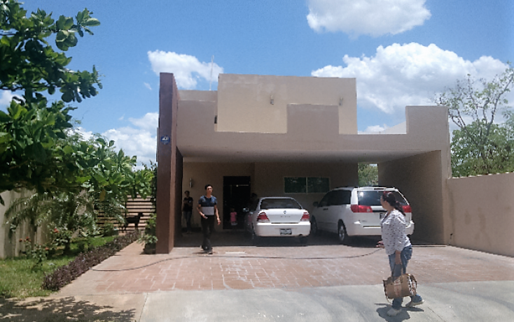 Foto de casa en venta en, real montejo, mérida, yucatán, 1951194 no 01