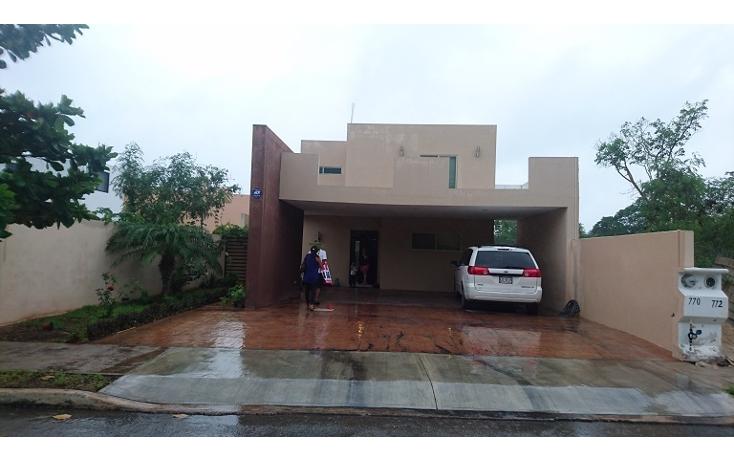 Foto de casa en venta en  , real montejo, mérida, yucatán, 1986067 No. 01