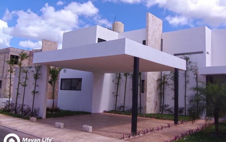 Foto de casa en venta en  , real montejo, mérida, yucatán, 2009042 No. 01