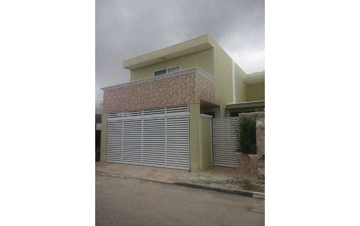 Foto de casa en renta en  , real montejo, mérida, yucatán, 948695 No. 01