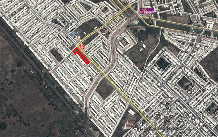Foto de terreno comercial en venta en  , real pacífico, mazatlán, sinaloa, 1228763 No. 02