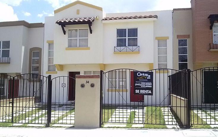 Foto de casa en renta en real solare luna 34 casa 2, el rincón, querétaro, querétaro, 1702392 no 03