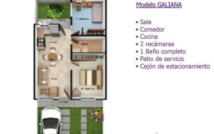Foto de casa en venta en  , real toledo fase 1, pachuca de soto, hidalgo, 1485303 No. 02