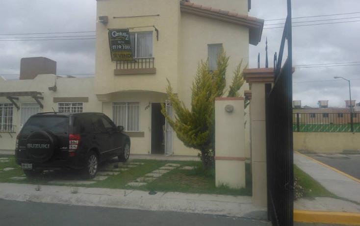 Foto de casa en venta en  , real toledo fase 1, pachuca de soto, hidalgo, 2043633 No. 01