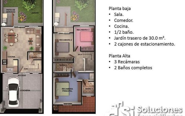 Foto de casa en venta en  , real toledo fase 1, pachuca de soto, hidalgo, 451023 No. 02