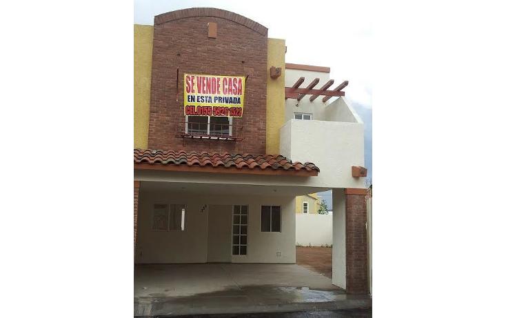 Foto de casa en venta en  , real toledo fase 1, pachuca de soto, hidalgo, 896811 No. 01