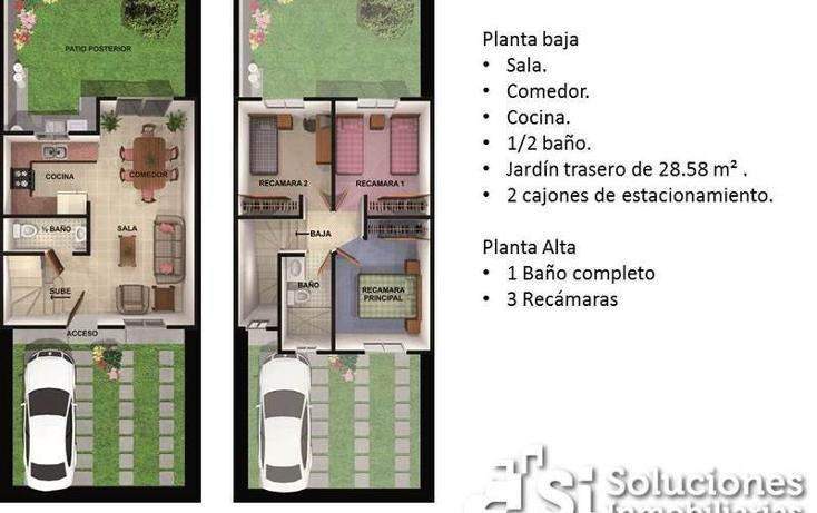 Foto de casa en venta en  , real toledo fase 2, pachuca de soto, hidalgo, 451021 No. 02