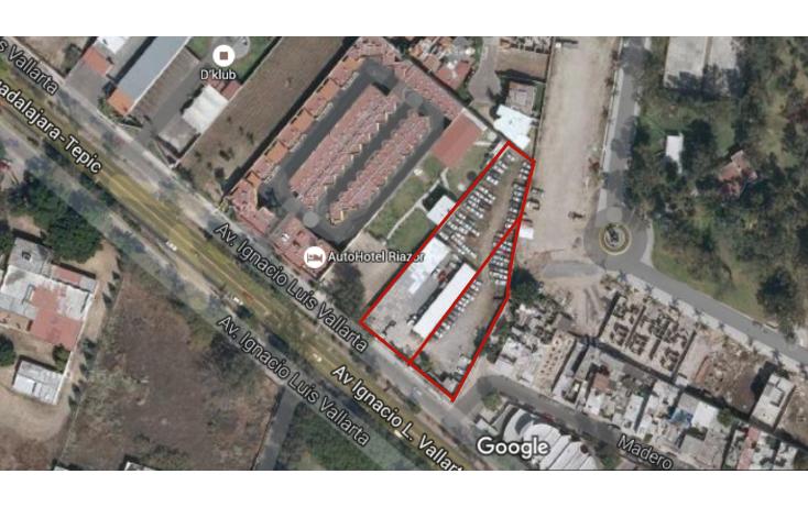 Foto de terreno comercial en venta en  , real vallarta, zapopan, jalisco, 1032383 No. 01
