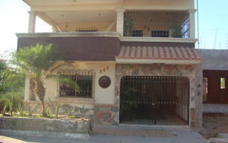 Foto de casa en venta en  , realito, ahome, sinaloa, 1858208 No. 01