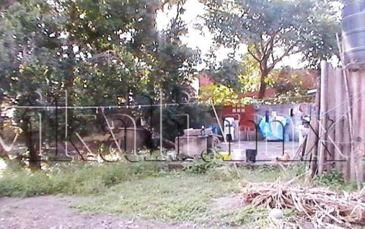Foto de terreno habitacional en venta en  , santiago de la peña, tuxpan, veracruz de ignacio de la llave, 573361 No. 04