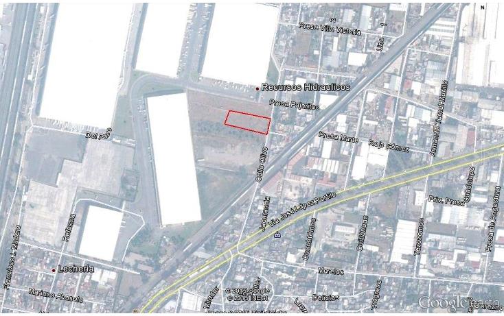 Foto de terreno industrial en venta en  , recursos hidráulicos, tultitlán, méxico, 1254735 No. 04