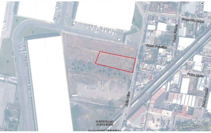 Foto de terreno industrial en venta en  , recursos hidráulicos, tultitlán, méxico, 1254735 No. 05