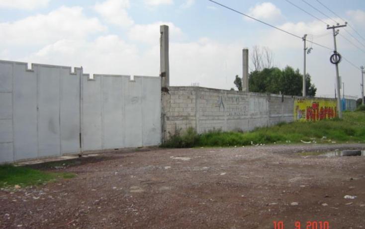 Foto de terreno comercial en renta en recursos hidráulicos x, ampliación san pablo de las salinas, tultitlán, méxico, 531370 No. 07