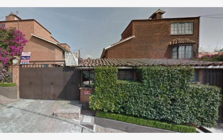 Foto de casa en venta en reforma 42, barrio san francisco, la magdalena contreras, distrito federal, 0 No. 01