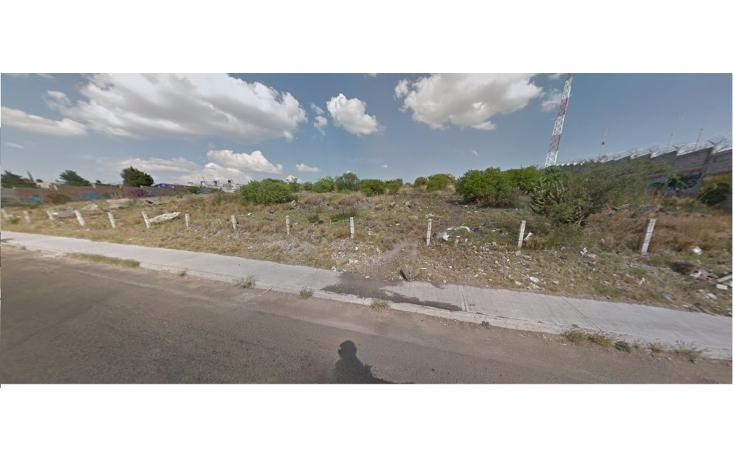 Foto de terreno comercial en venta en  , reforma agraria 4a secc, quer?taro, quer?taro, 1404101 No. 01