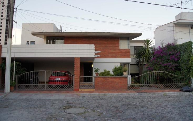 Foto de casa en venta en  , reforma agua azul, puebla, puebla, 1678808 No. 01