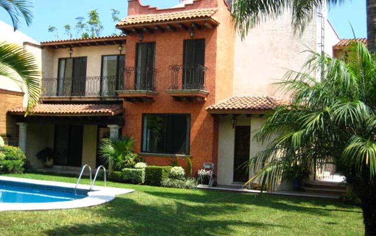 Foto de casa en venta en  , reforma, cuernavaca, morelos, 1060345 No. 01