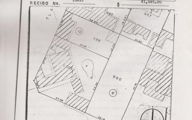 Foto de terreno habitacional en venta en, reforma, cuernavaca, morelos, 1073265 no 03