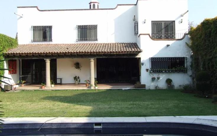 Foto de casa en venta en  , reforma, cuernavaca, morelos, 1147471 No. 01
