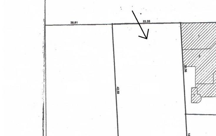 Foto de terreno habitacional en venta en  , reforma, cuernavaca, morelos, 1199813 No. 02