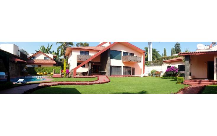 Foto de casa en renta en  , reforma, cuernavaca, morelos, 1279523 No. 01