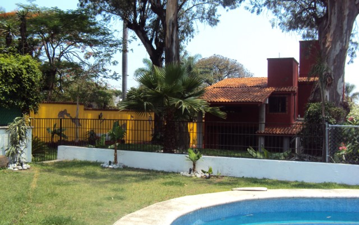 Foto de casa en condominio en renta en  , reforma, cuernavaca, morelos, 1300987 No. 01