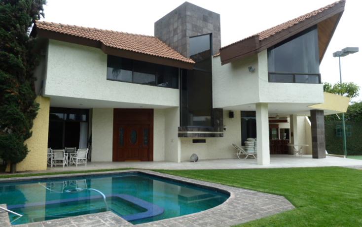 Foto de casa en venta en  , reforma, cuernavaca, morelos, 1415073 No. 01