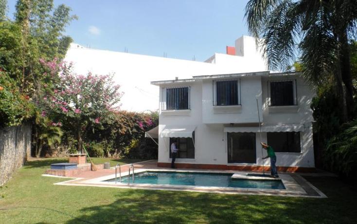 Foto de casa en renta en  , reforma, cuernavaca, morelos, 1572130 No. 01
