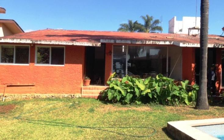Foto de casa en venta en  , reforma, cuernavaca, morelos, 1633756 No. 01
