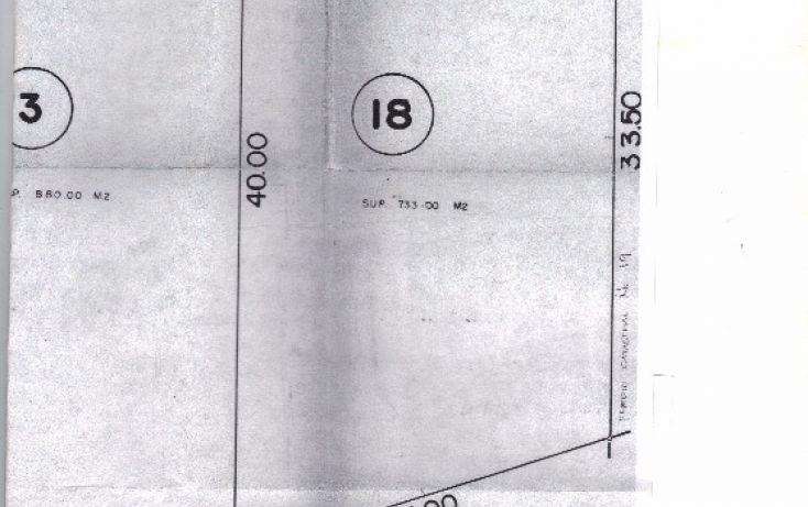 Foto de terreno habitacional en venta en, reforma, cuernavaca, morelos, 1702756 no 01