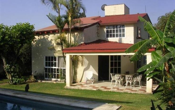 Foto de casa en venta en  -, reforma, cuernavaca, morelos, 1728154 No. 01
