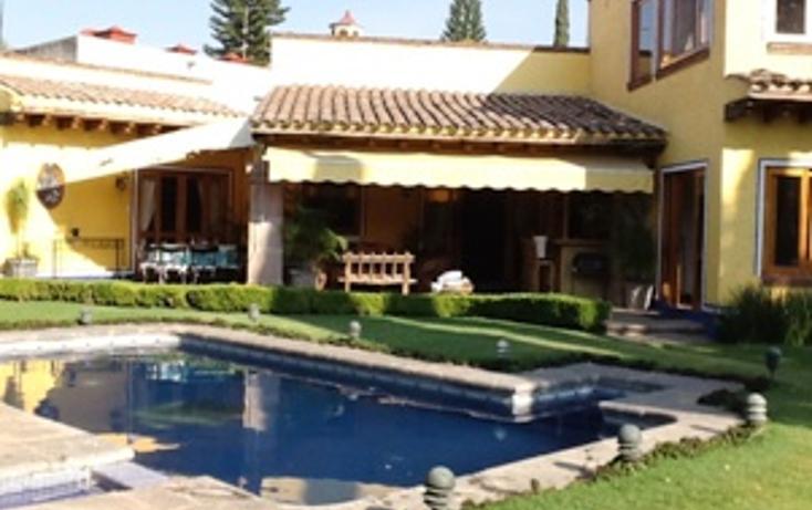 Foto de casa en renta en  , reforma, cuernavaca, morelos, 1755559 No. 01