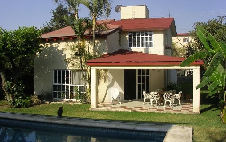 Foto de casa en venta en  , reforma, cuernavaca, morelos, 1928314 No. 01